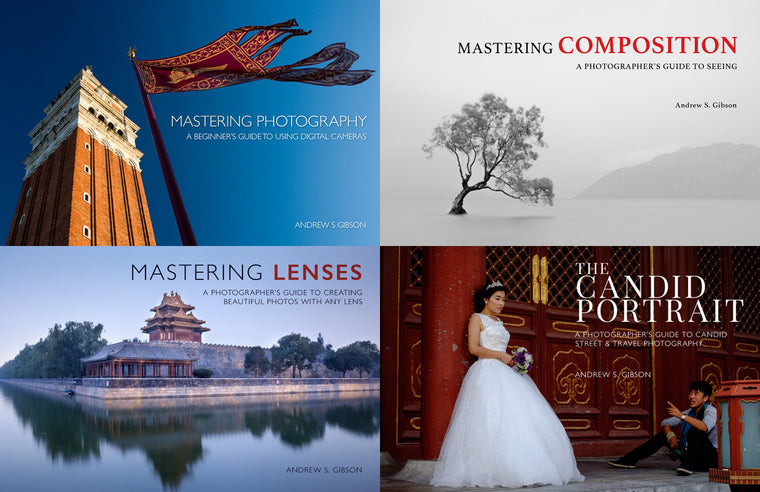 Mastering Photography Four Book Bundle