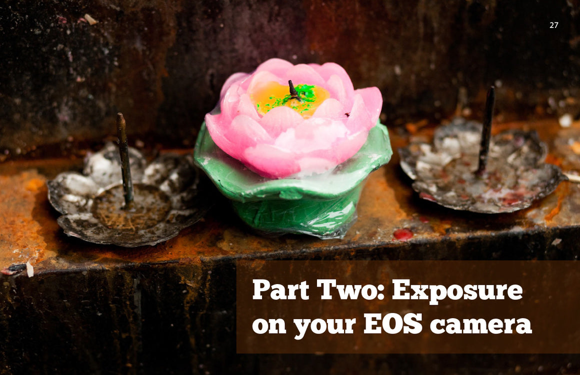 Understanding Exposure: Perfect Exposure on Your EOS Camera ebook by Andrew S. Gibson