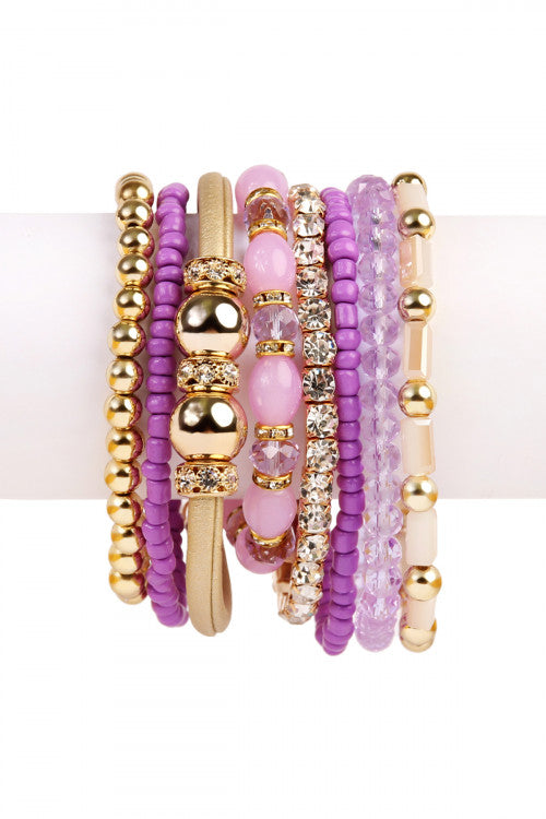 Beaded Stack