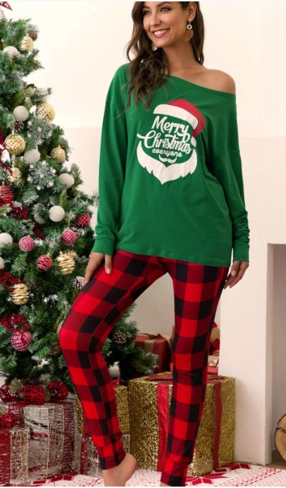 Christmas Jammies Set