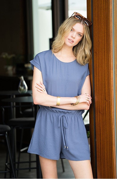 Lazy Sunday Romper