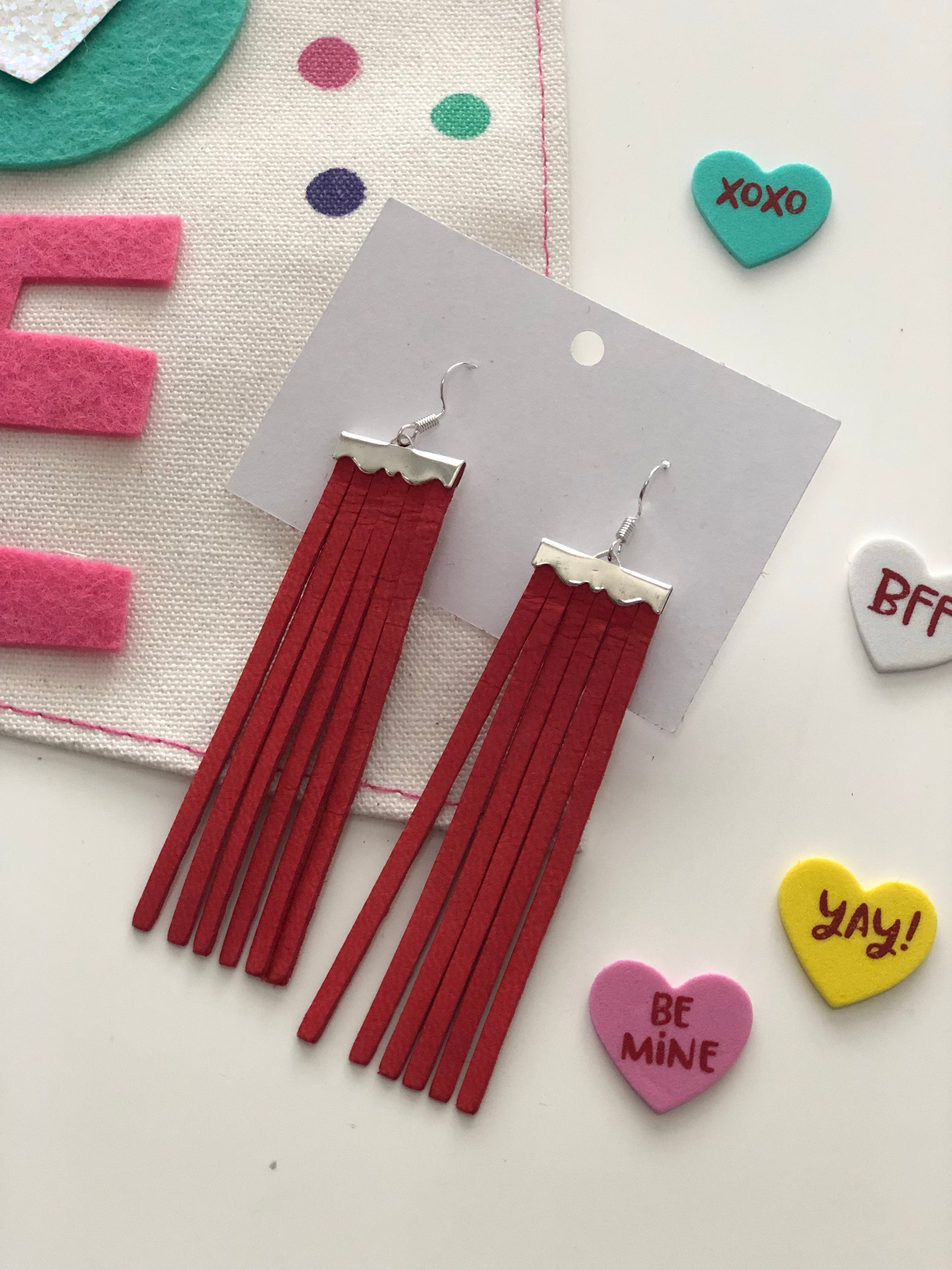 Valentine Collection Earrings