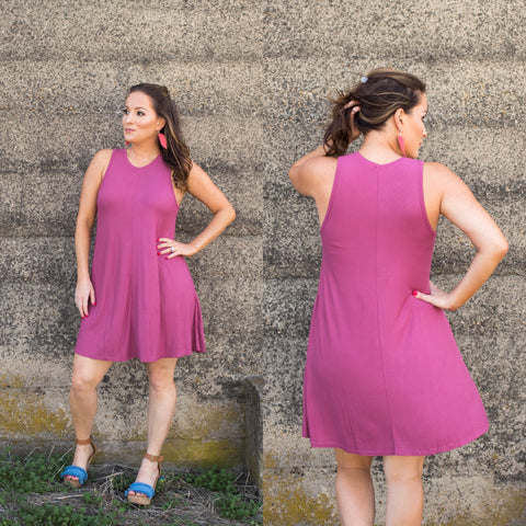 Velvet Crush Dress