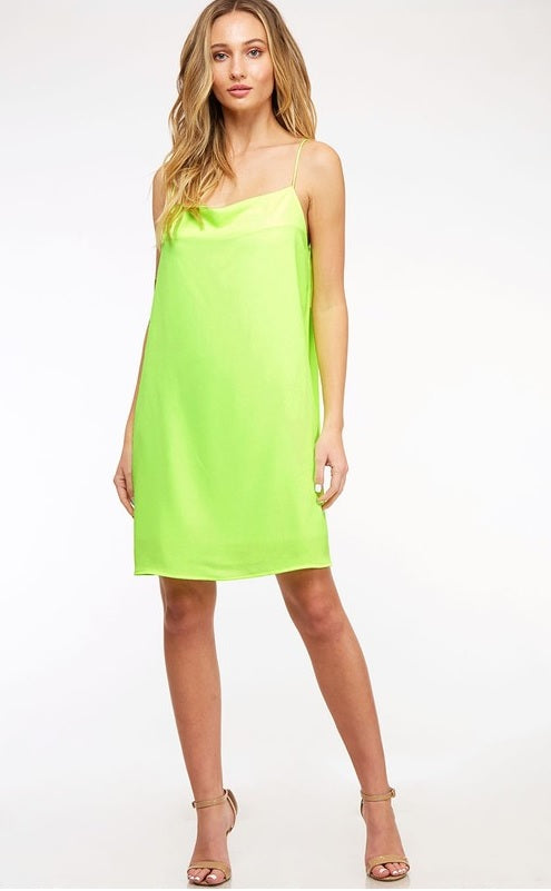 Neon Lights Dress