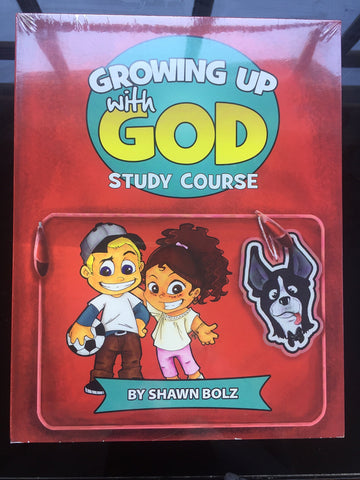 Growing Up With God - Shawn Bolz (Curriculum)