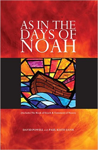 As in the Days of Noah - David Powell