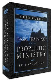 Basic Training for the Prophetic Ministry - Kris Vallotton (Curriculum)