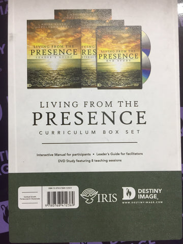 Living from the Presence - Heidi Baker (Curiculum)