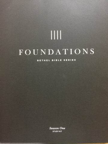 Foundations Bethel Bible series (Season One) Curriculum