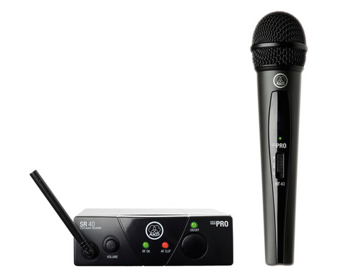 AKG Vocal Mini Wireless System - WMS40 - American Music