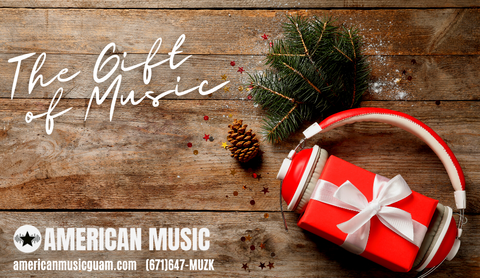 American Music Gift Card
