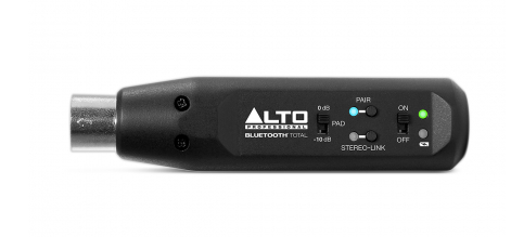 Alto Professional Bluetooth Total | Bluetooth Receiver for Mixers and PA Systems - American Music