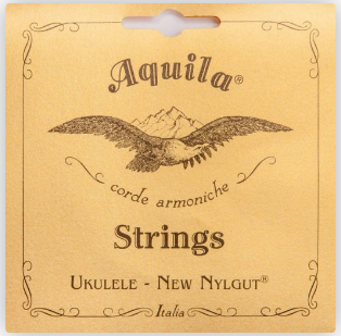 Aquila Ukulele Strings-Tenor Low G - American Music