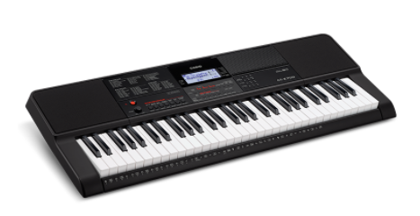 Casio 61-Key Portable Keyboard, CTX700