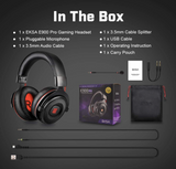 EKSA E900 Pro 7.1 Virtual Surround Sound Gaming Headset - American Music