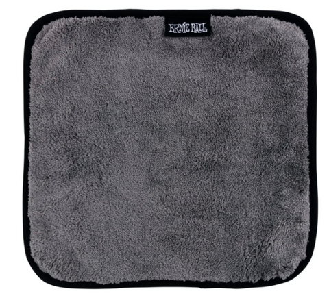 Ernie Ball Plush Microfiber Polish Cloth Guitar