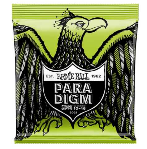 Ernie Ball Paradigm Regular Slinky Electric Guitar Strings - American Music