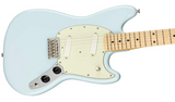 Fender Player Mustang - Sonic Blue - American Music