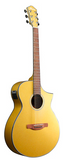 Ibanez AEWC10 Acoustic-Electric Guitar  Dark Gold High Gloss - American Music