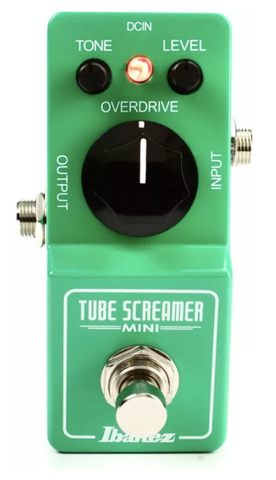 Ibanez Tube Screamer Mini Guitar Pedal