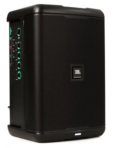 JBL EON ONE Compact All-in-One Battery-Powered Portable PA with Mixer - American Music