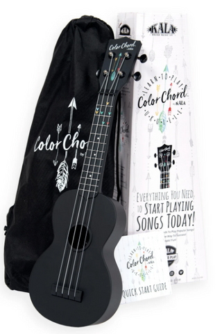 Kala Learn to Play Color™ Chord Ukulele - American Music