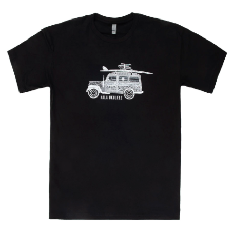 Kala Woody T-Shirt in Black