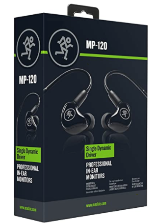 Mackie In-Ear Monitor MP-120