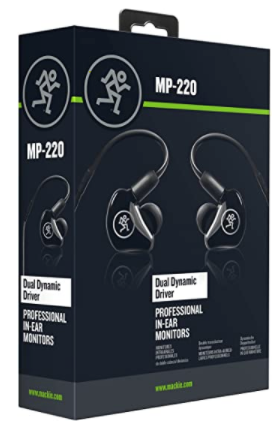 Mackie In-Ear Monitor MP-220