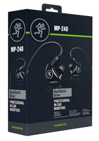 Mackie In-Ear Monitor MP-240
