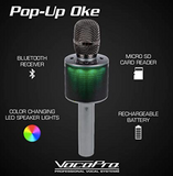 Pop-Up Oke - Karaoke Microphone