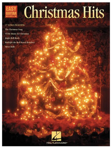 Christmas Hits: Easy Guitar with Notes & Tab - American Music
