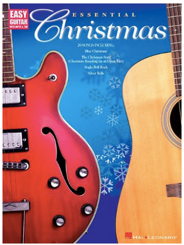 Essential Christmas: Easy Guitar with Notes & Tabs