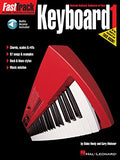 Hal Leonard Fast Track Keyboard Chords & Scales (Audio Access Included)