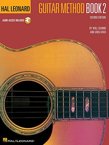 Hal Leonard Guitar Method - Book 2 (2nd Edition, CD Included)
