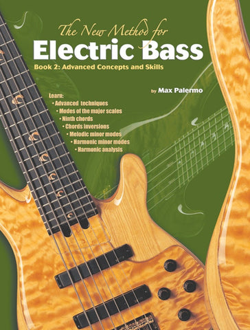 Alfred Music The New Method for Electric Bass, Book 2