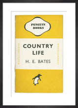 Penguin Book Print 'Country Life'