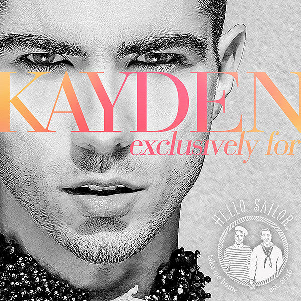 Kayden Boche - Exclusive Brand Ambassador This Summer !
