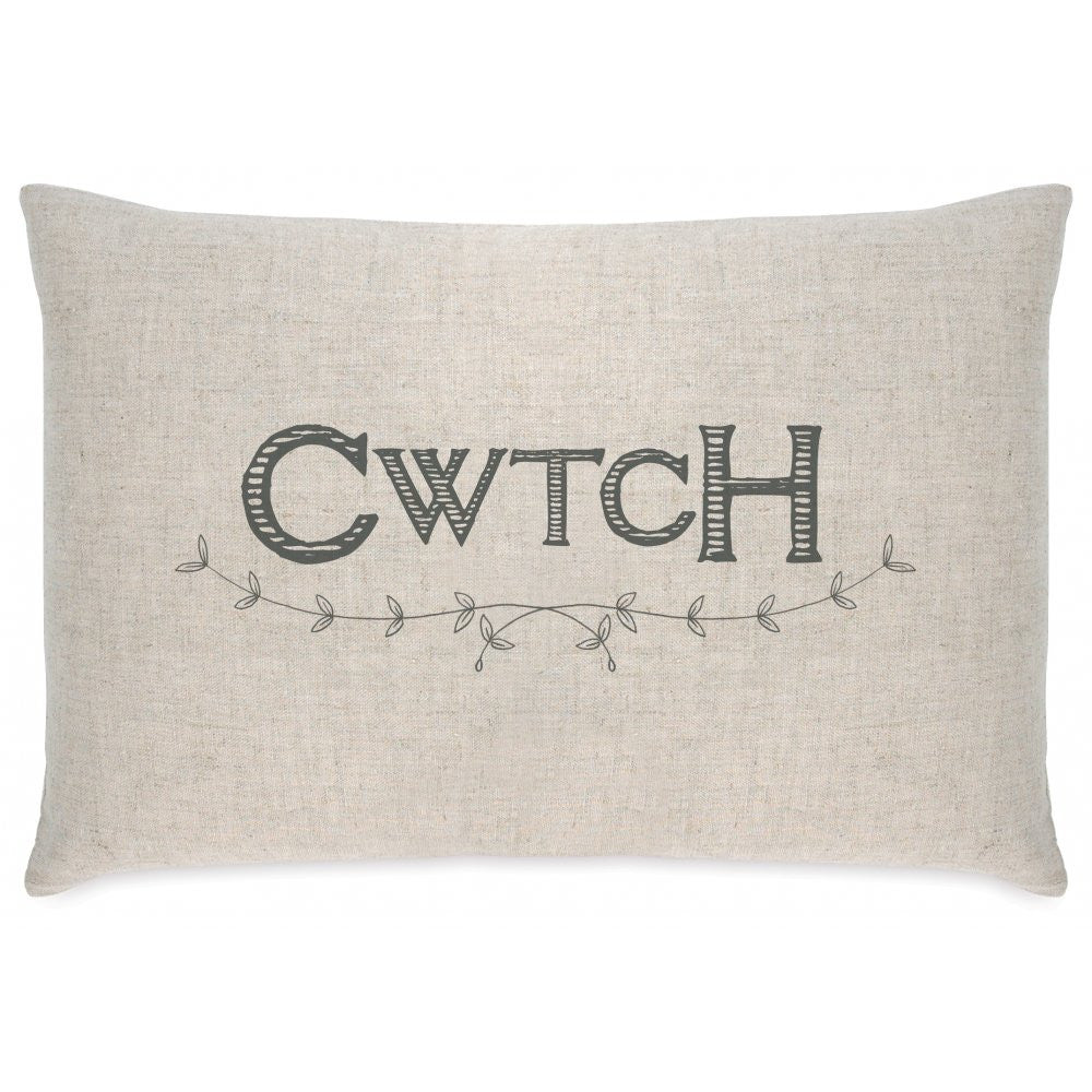 East of India Cwitch Cushion