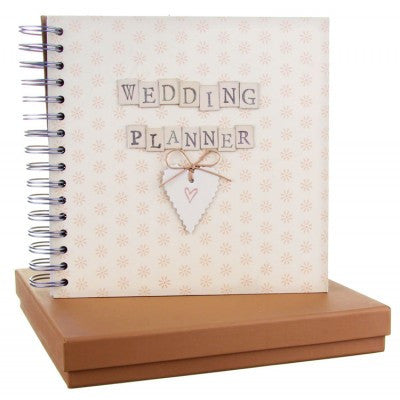 East of India boxed wedding planner