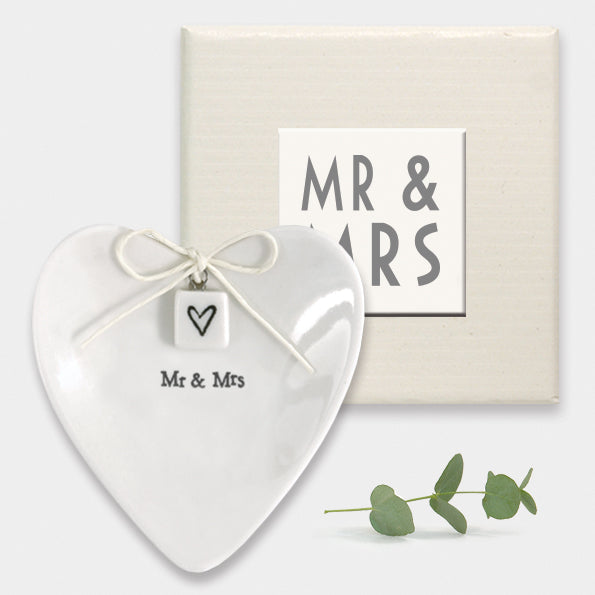 East of India Mr and Mrs ring dish
