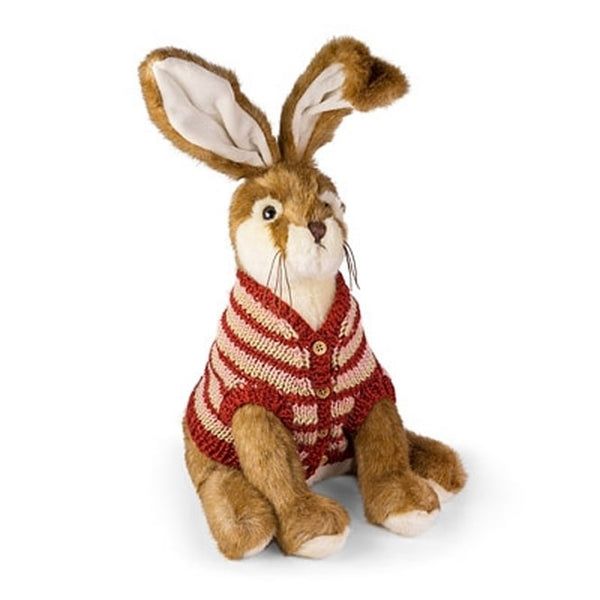 Amos Hare Posh Door Stop by Dora Design