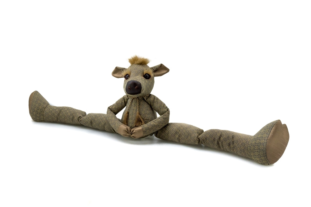 Buttercup cow draught excluder