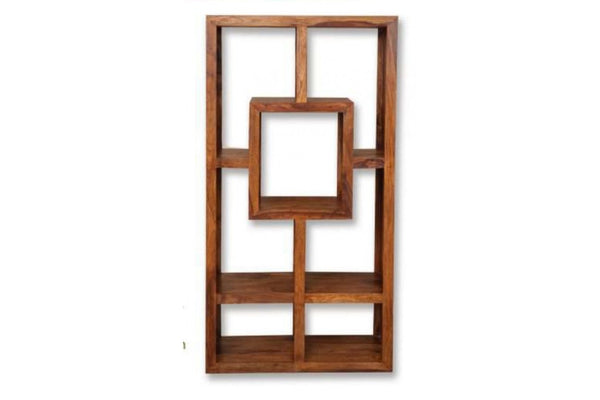 178x90x35.5cm Display cabinet Sheesham Wood
