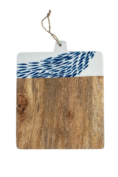 Fish Shoal Chopping board