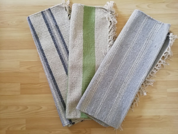 Handloomed Cotton Rug
