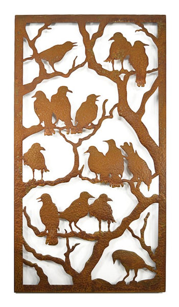 Large rectangular quirky Wall Art.