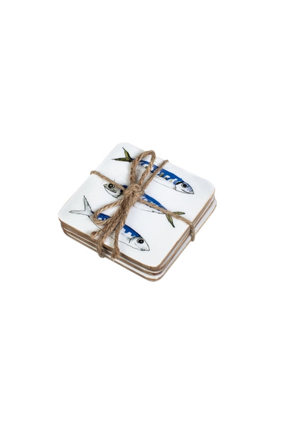 Mackerel Coasters