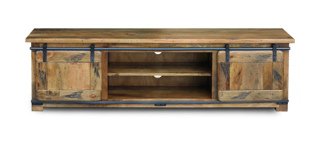 Industrial Mango Large TV Stand
