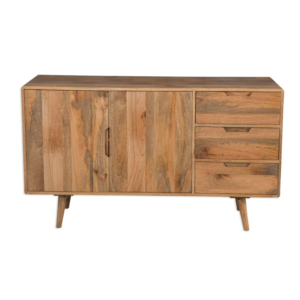 Contemporary Mango Large Sideboard